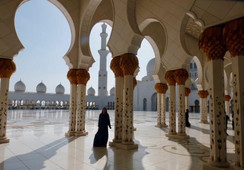 Tips for Visiting Sheikh Zayed Mosque
