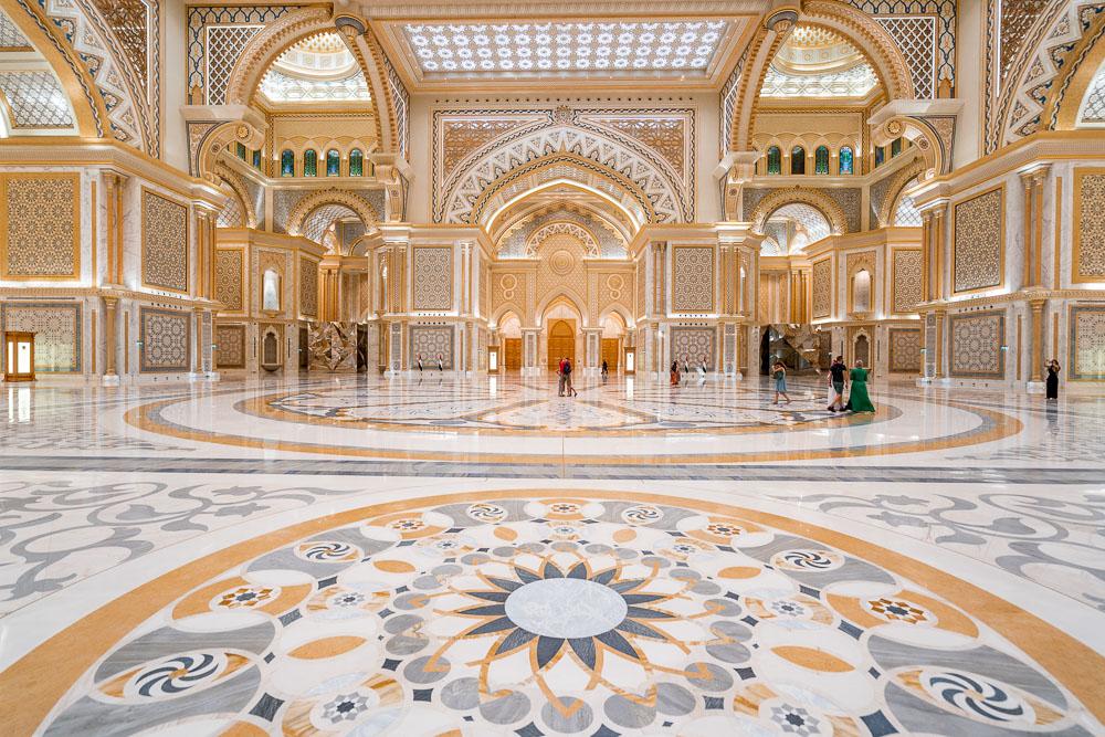 Qasr Al Watan Abu Dhabi