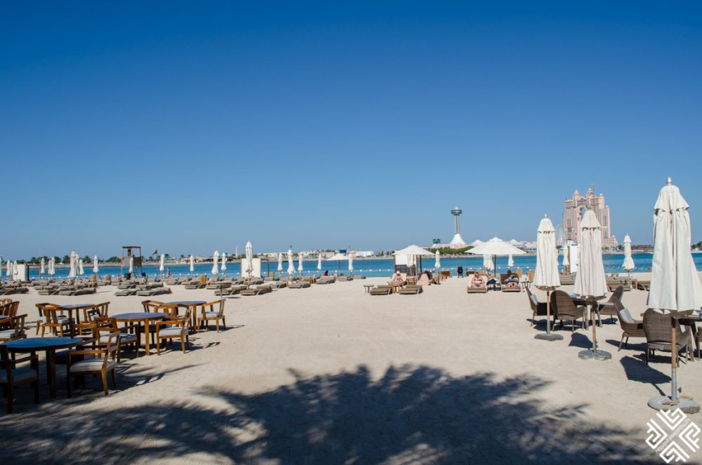 St Regis Abu Dhabi beach-1