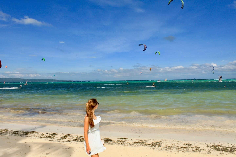 kitesurfing in boracay