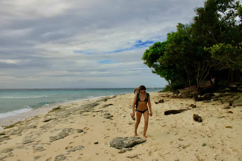Exploring Balicasag Island, Philippines