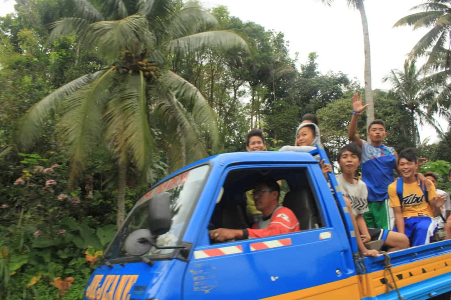 Friendliest locals on Bohol Island