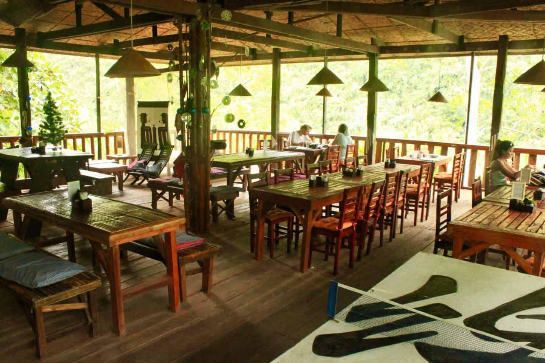 Nuts Huts, Loboc River, Bohol