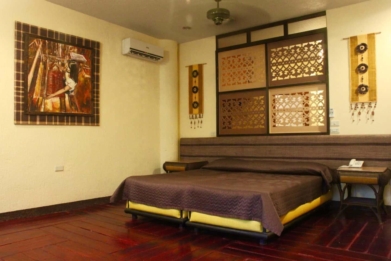 Accommodation at Bohol Bee Farm