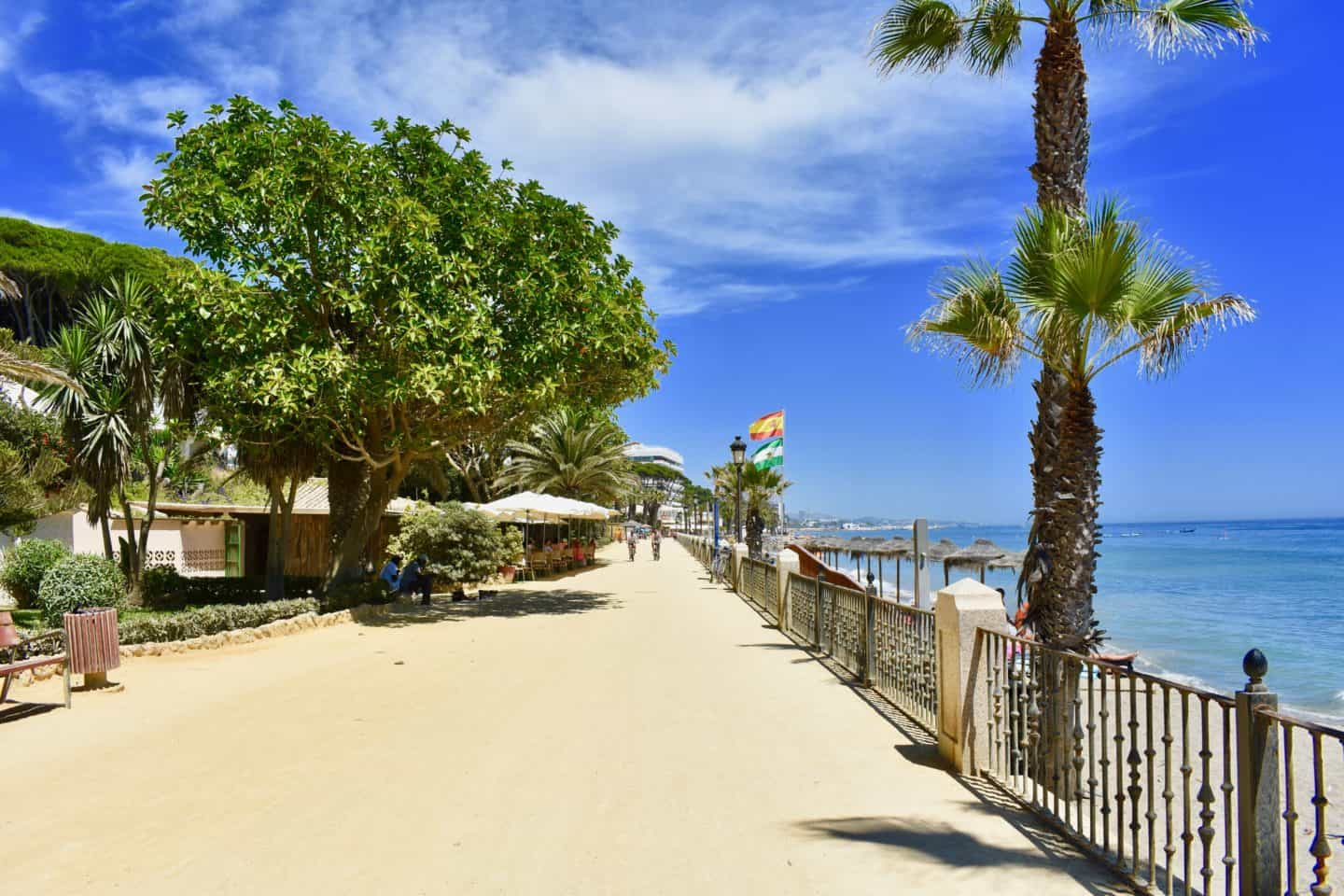 beaches in Marbella