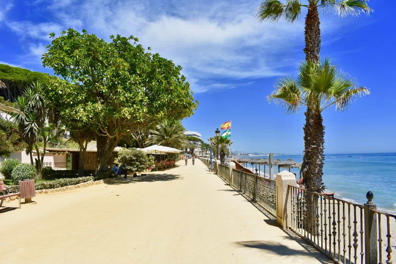 beaches in Marbella