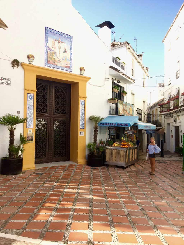 breakfast in Marbella