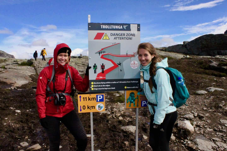 Guide to Hiking Trolltunga