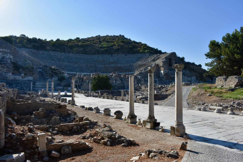 When to visit Ephesus