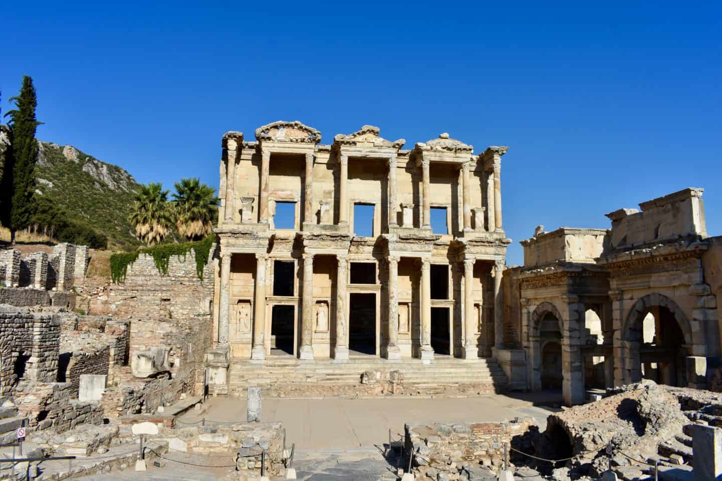 attractions to see at Ephesus