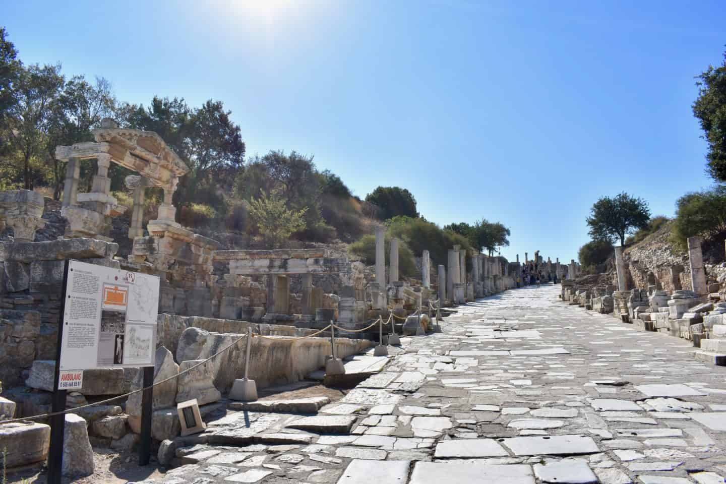 what to wear to ephesus