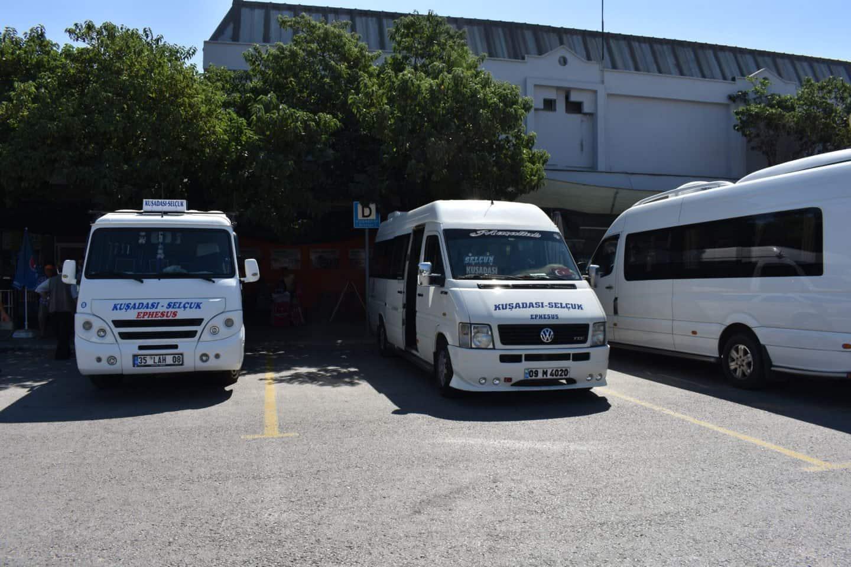 minibus in Turkey