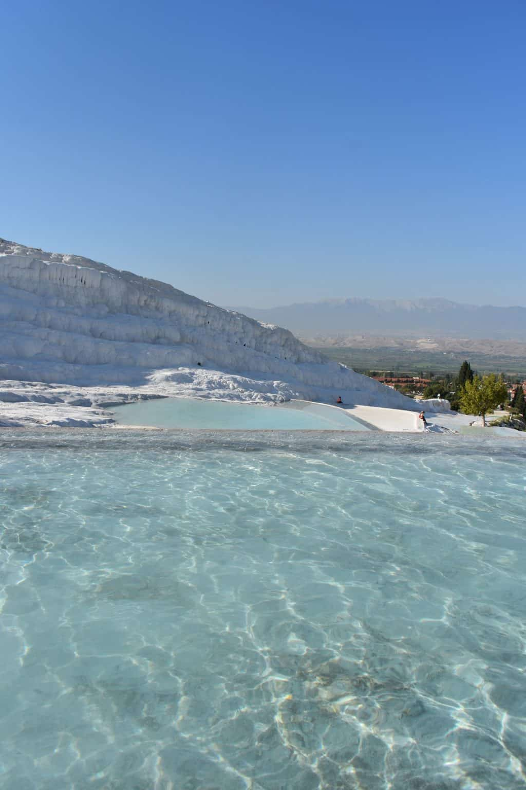 how to visit Pamukkale