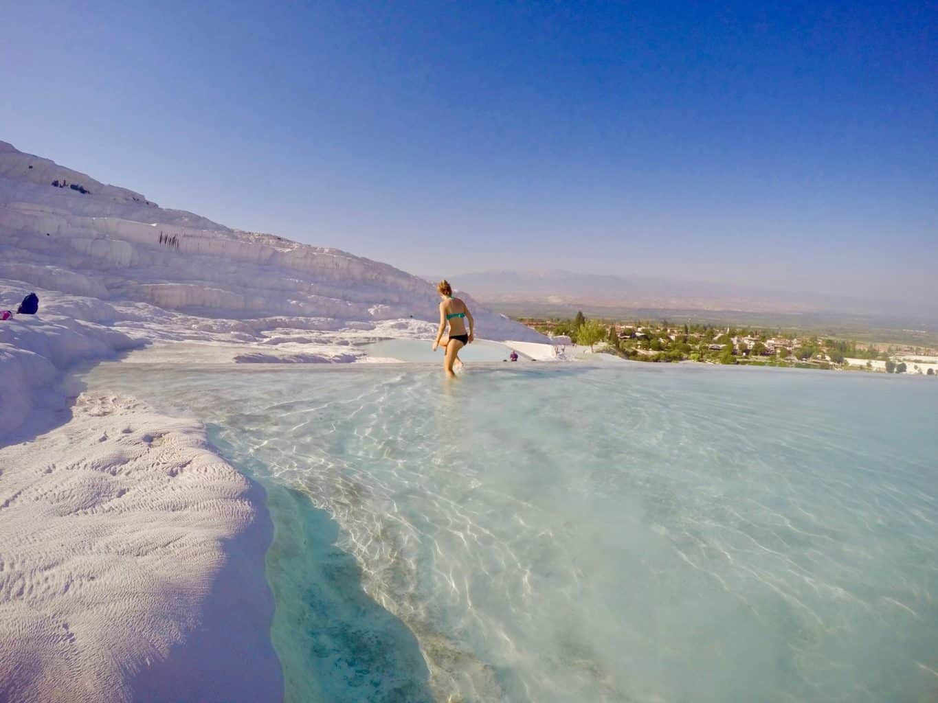 how to visit Pamukkale.