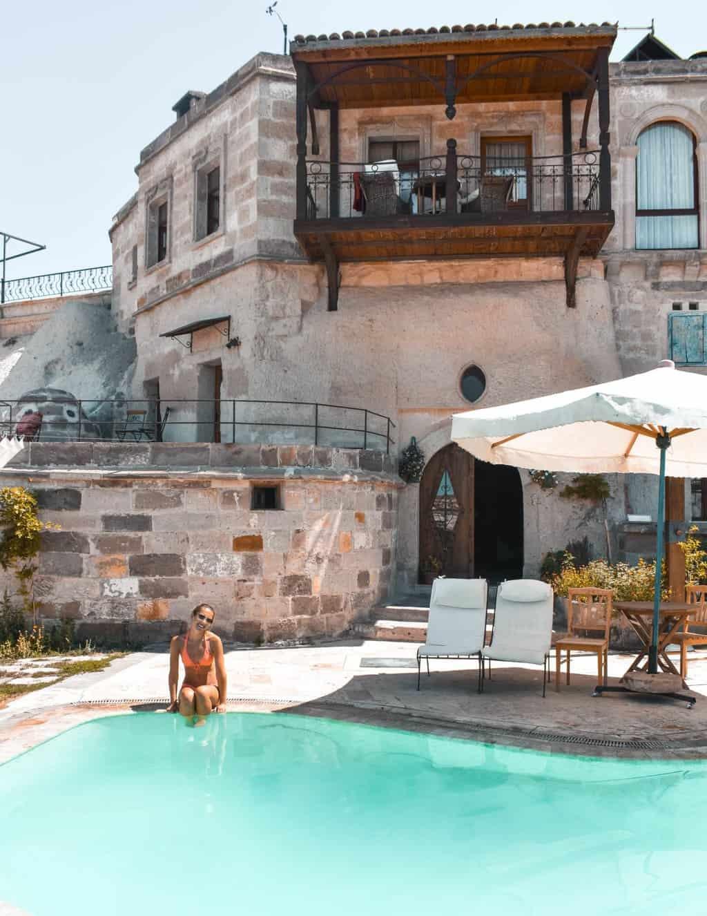 the best cave hotel in Cappadocia