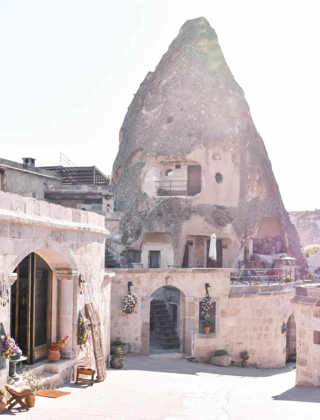 Sultan Cave Suites hotel in Cappadocia
