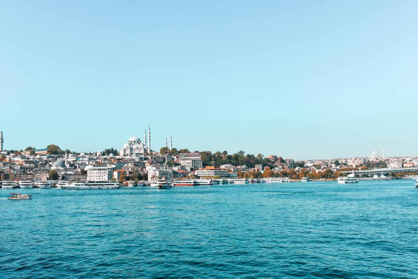 must see attractions Istanbul
