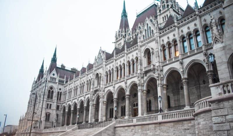 Exploring Budapest