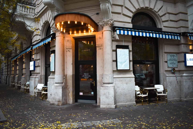 best brunch in Budapest