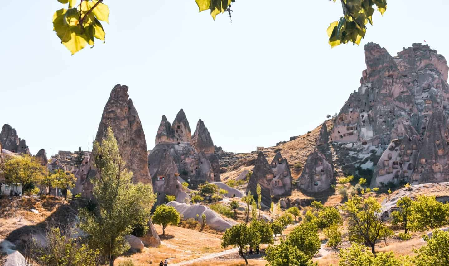 places to see in Cappadocia
