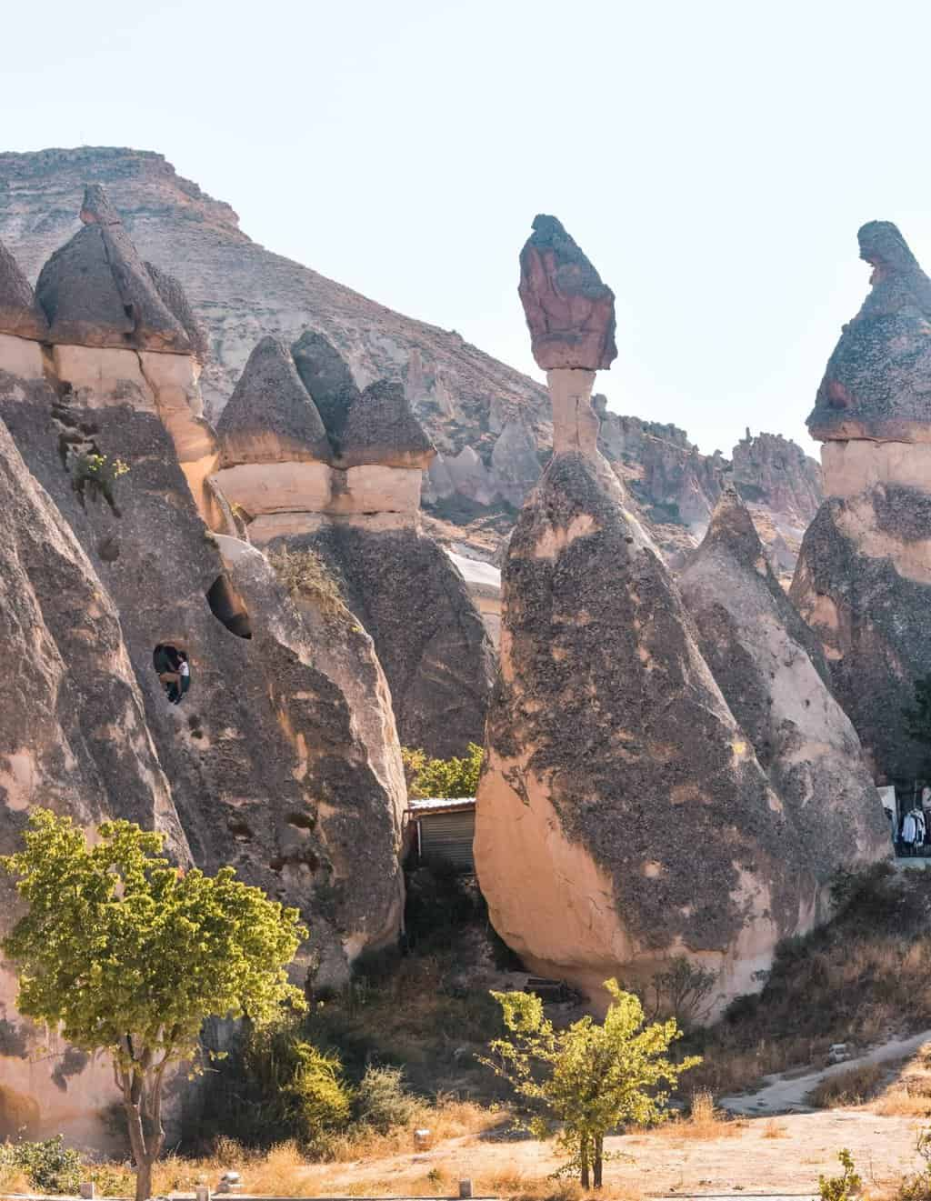 what to see in three days in Cappadocia