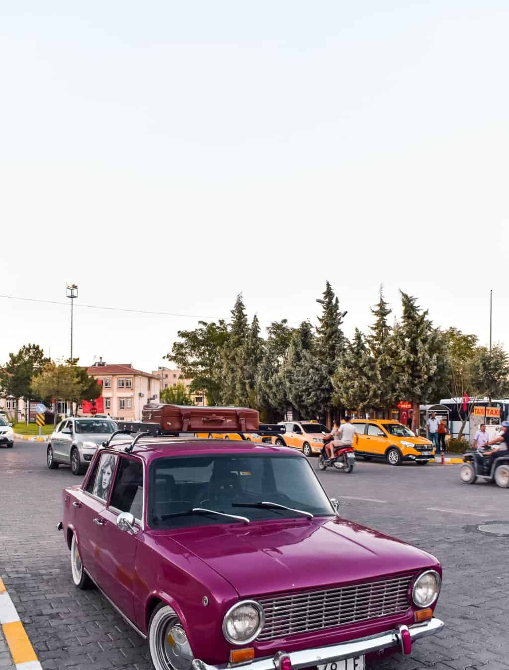 Exploring the town of Cappadocia