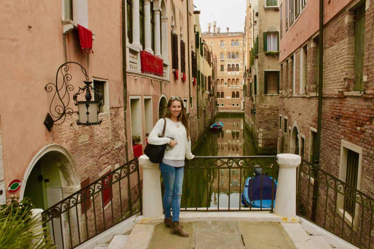 Venice as a day trip from Bologna