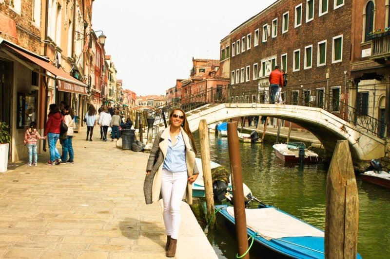 day trip to Murano and Burano