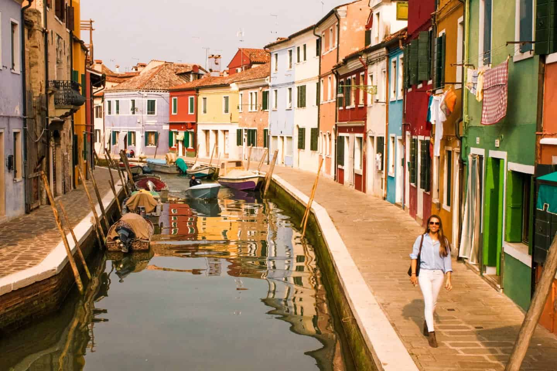Exploring Murano