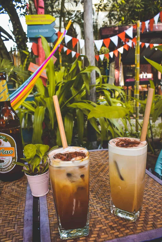 Cafes in Luang Prabang