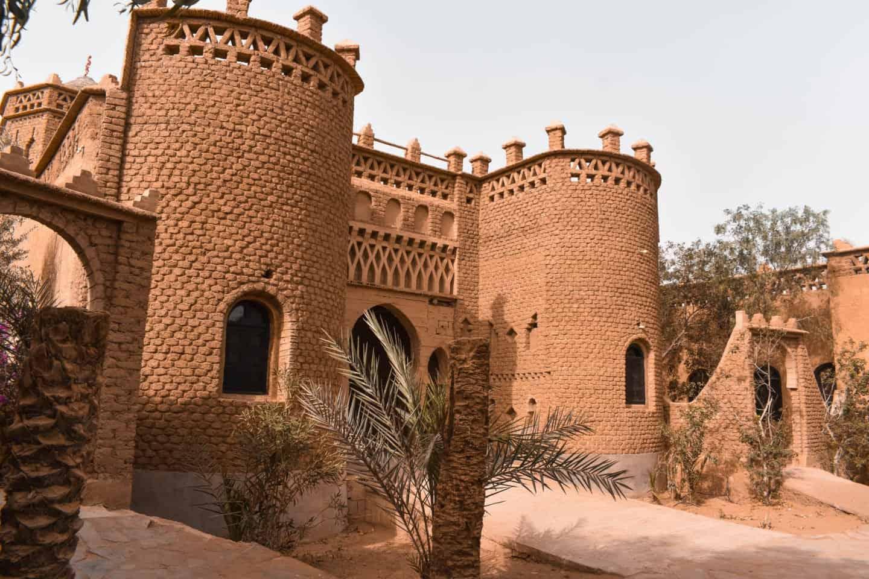 where to sleep in the Sahara Desert