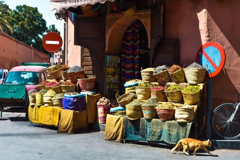 3 days in Marrakech