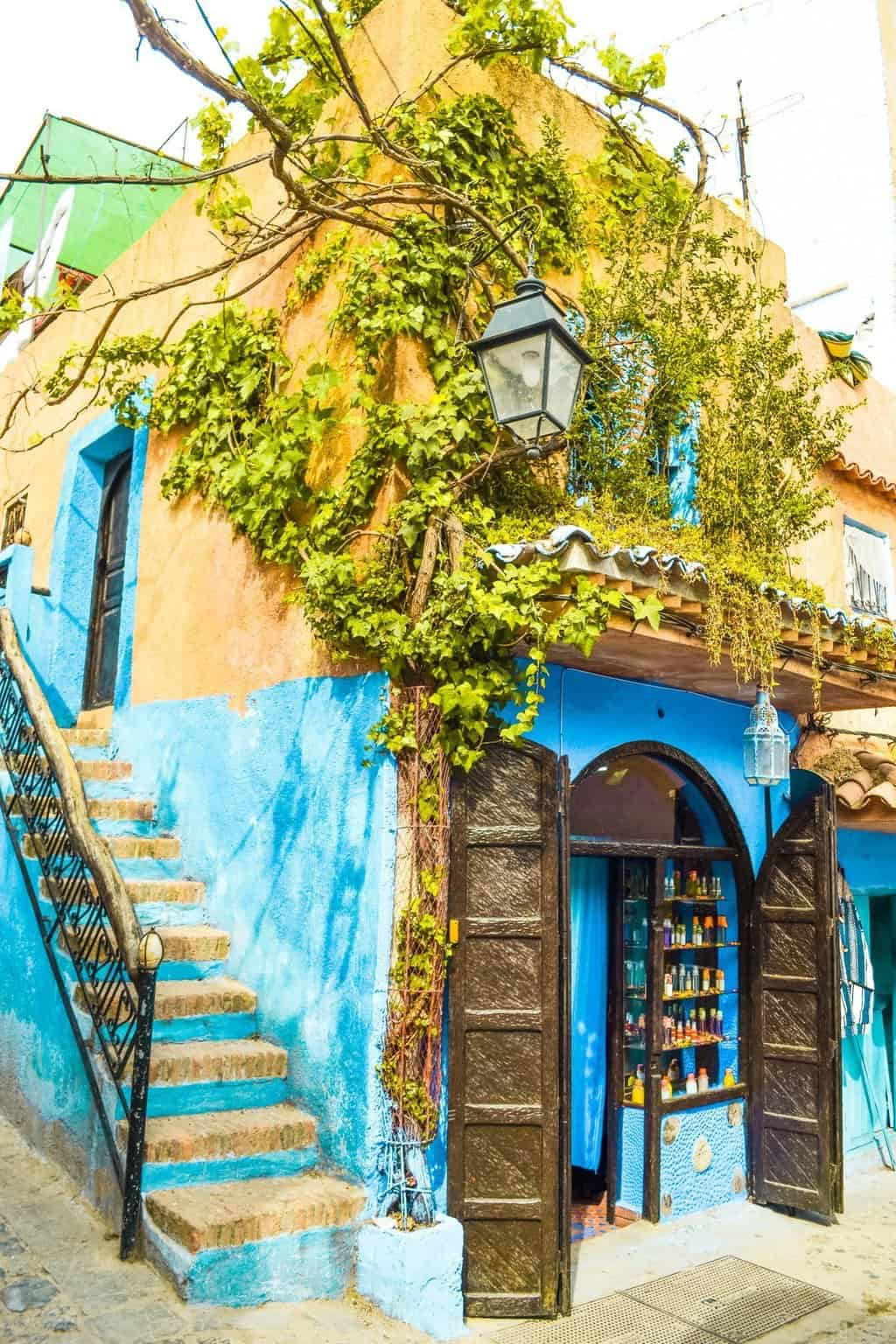 what to do chefchaouen