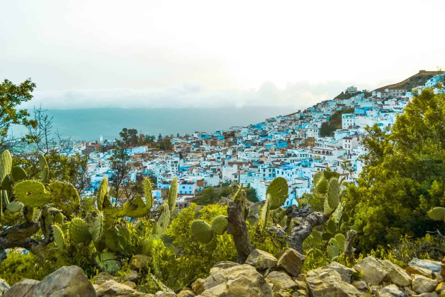 places to see Chefchaouen