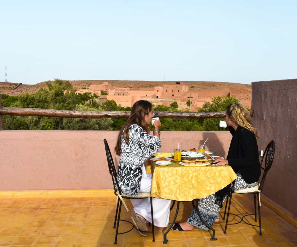 where to stay in the Sahara Desert