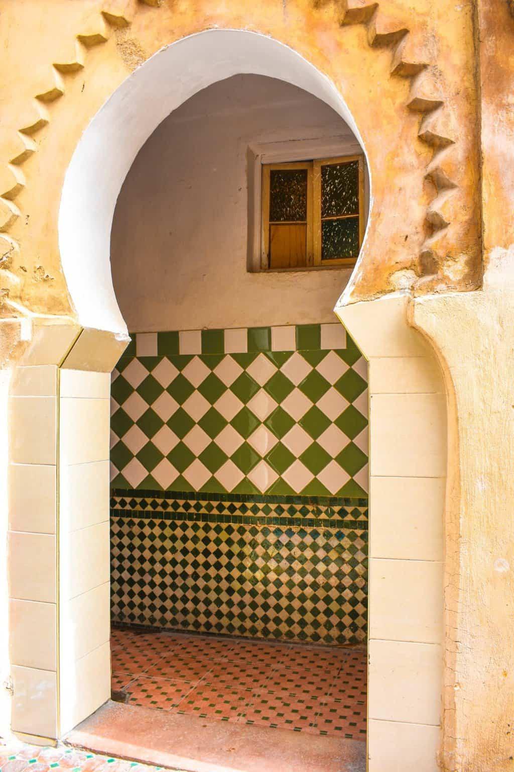 experiencing a hammam in Morocco