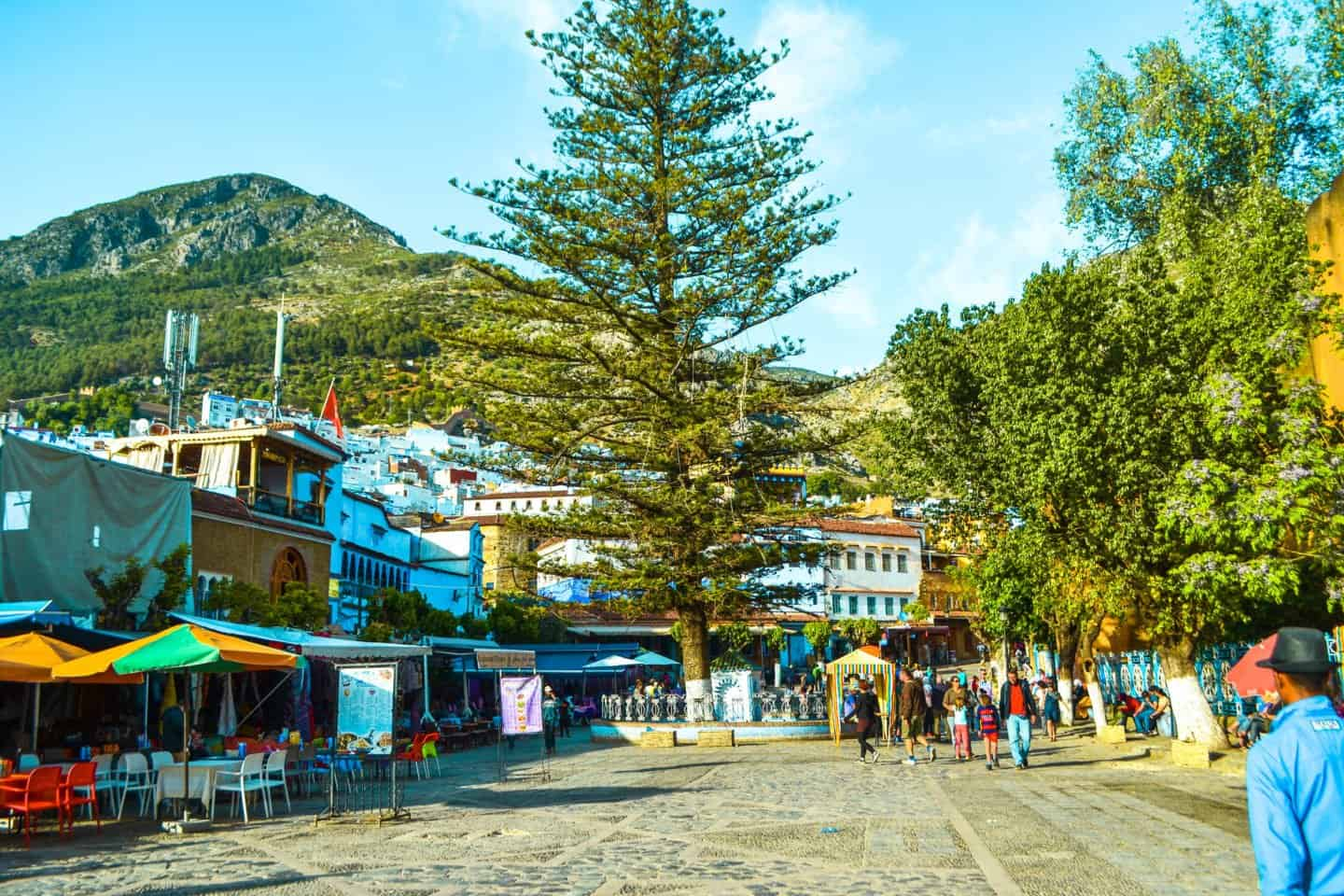 best restaurants in Chefchaouen
