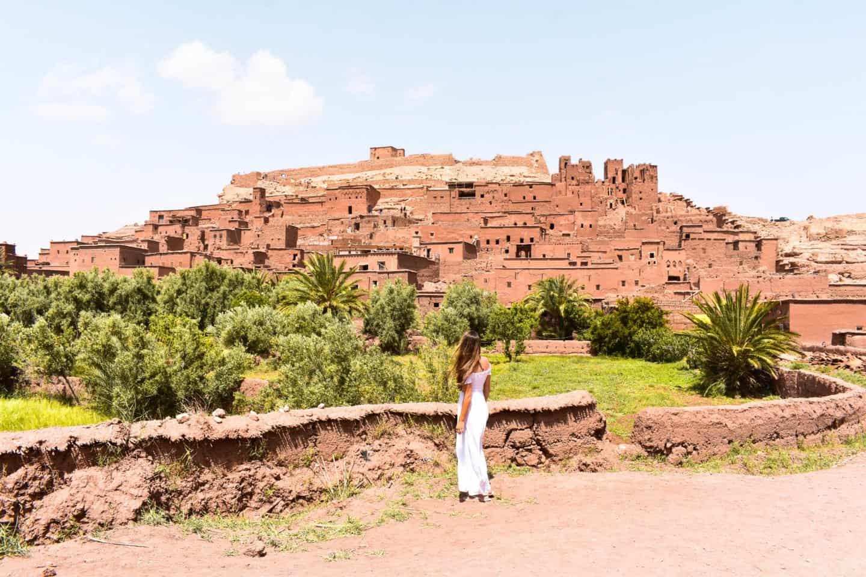 Ait Ben Haddou. Morocco