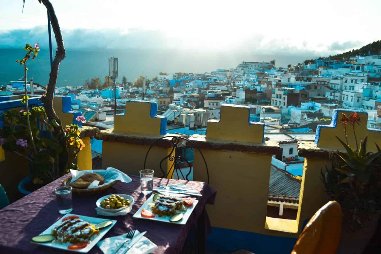 best restaurants in Chefchaouen