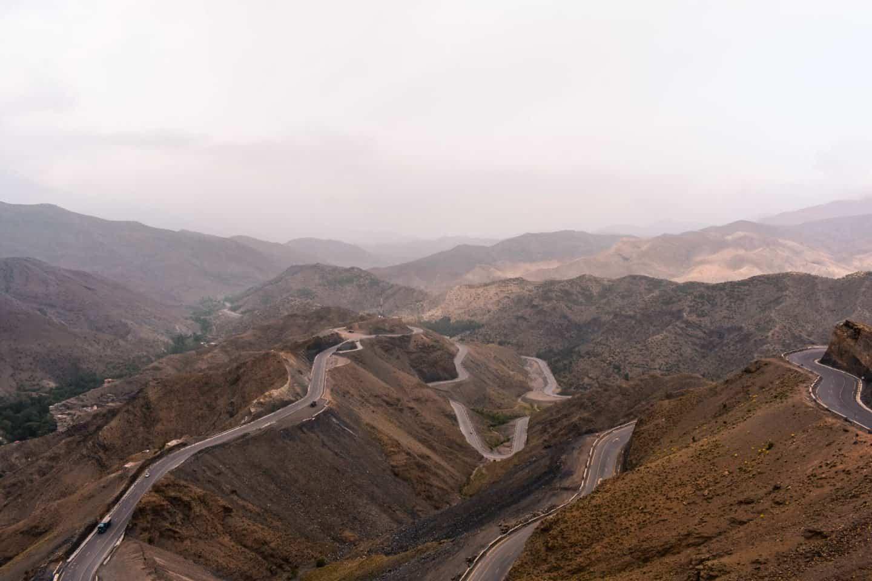 visiting the Atlas Mountains, Morocco
