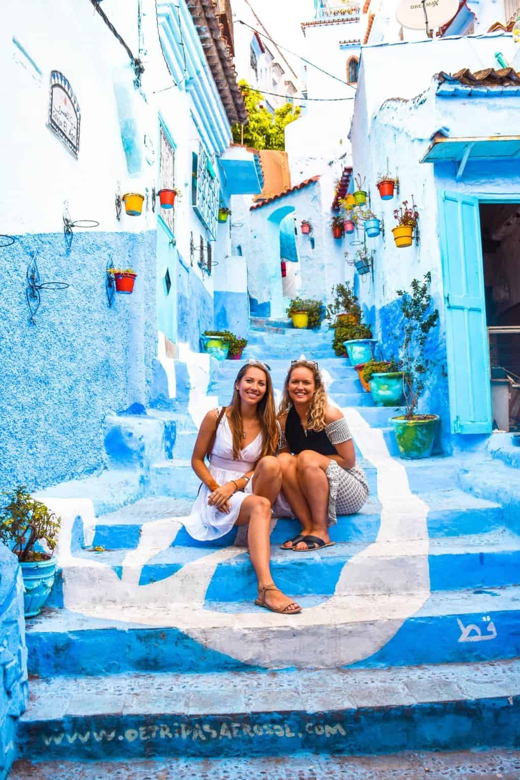 getting around Chefchaouen