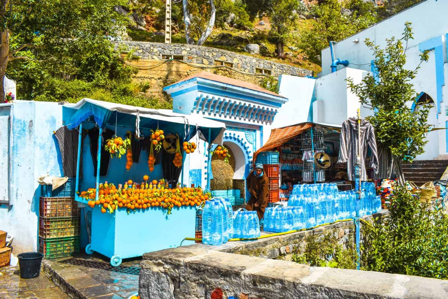 what to do in Chefchaouen