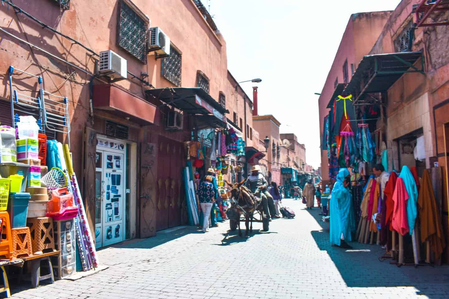 how to spend a weekend in Marrakech