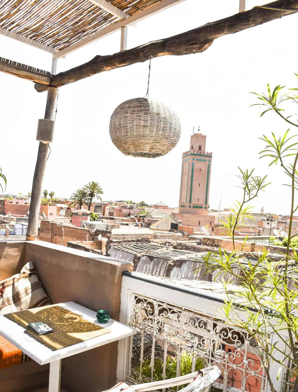 best cafes in Marrakech