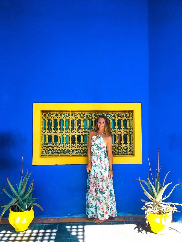 Visiting The Jardin Majorelle in Marrakech (YSL Garden ...