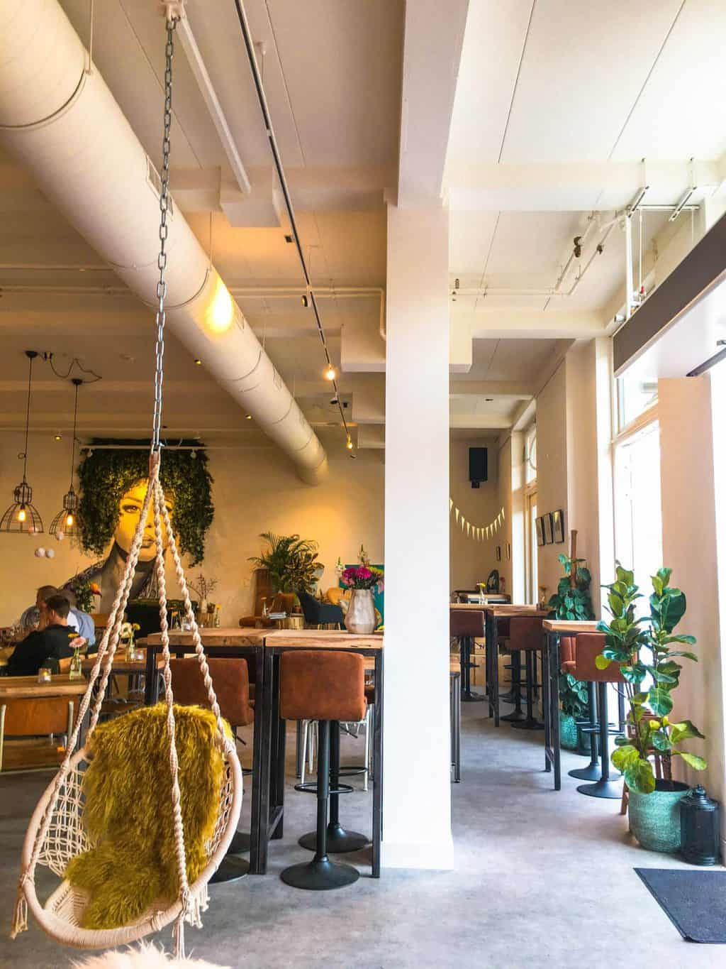 Best cafes in Rotterdam