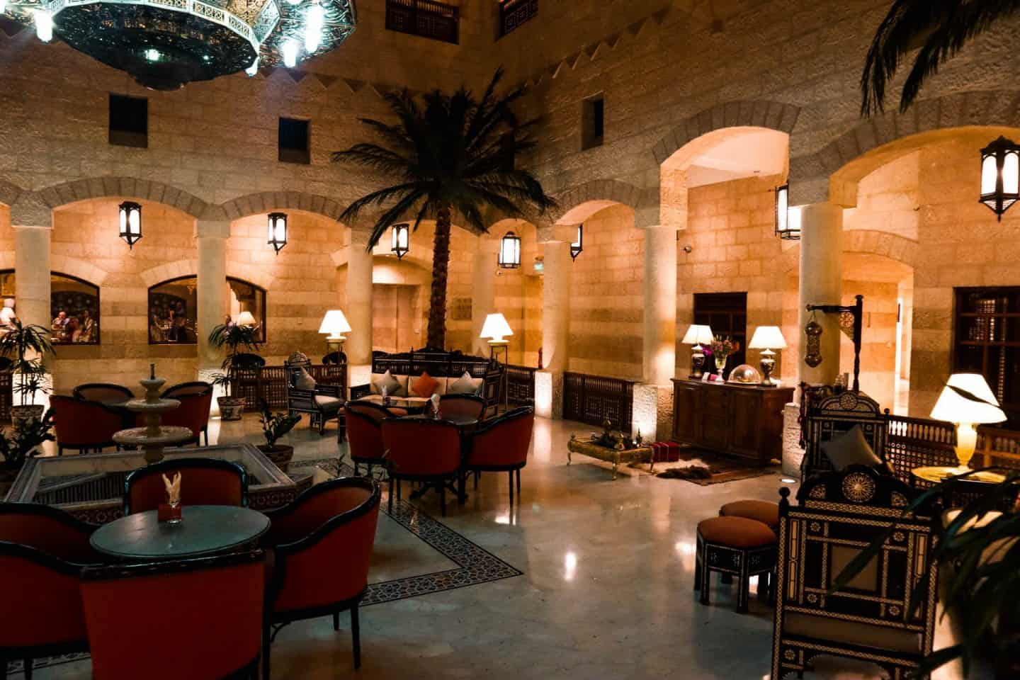best hotel in Petra