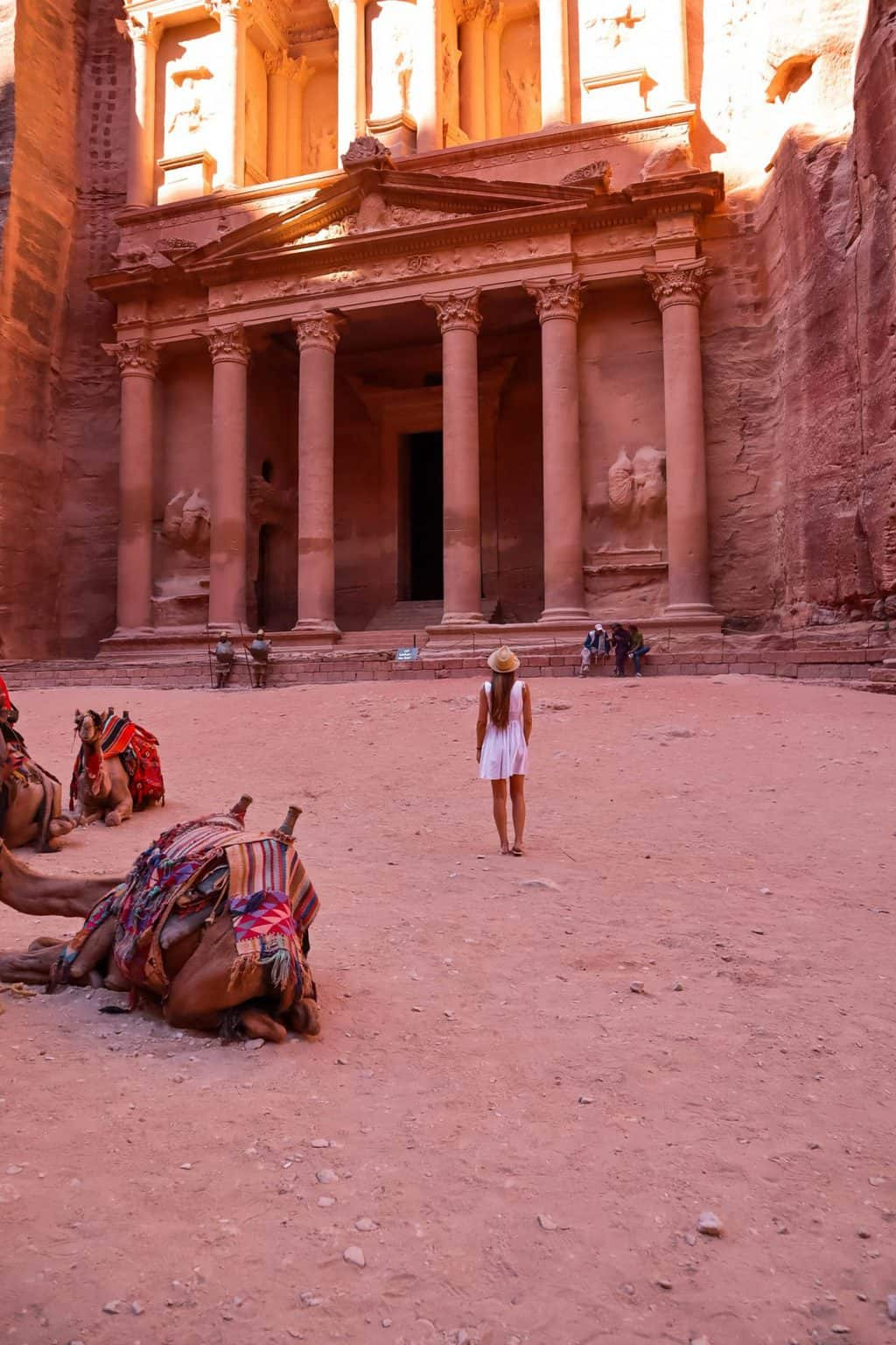 the must-see sites in Petra, Jordan