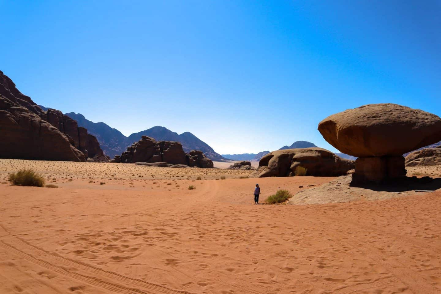 Wadi Rum, Jordan – Planning an itinerary and what to do in the desert