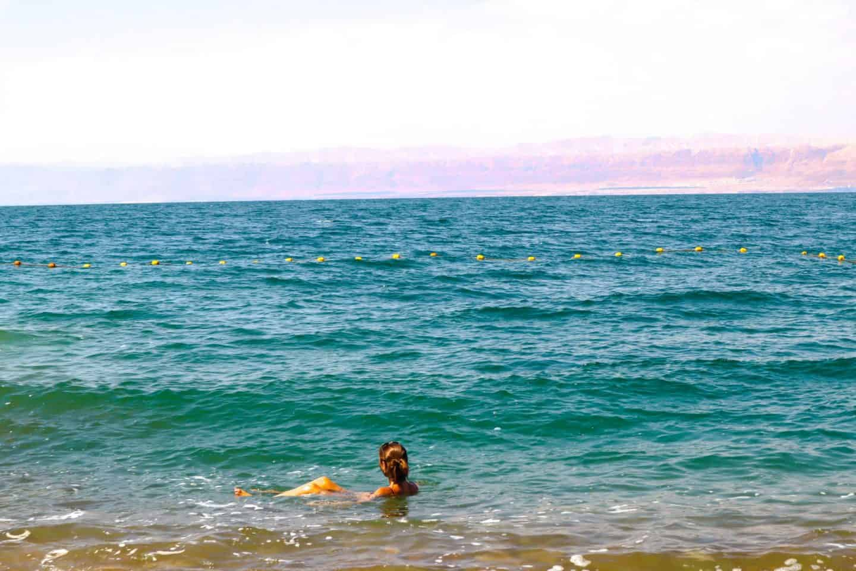 Visiting The Dead Sea Jordan